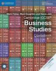 Cambridge Igcse(r) Business Studies Coursebook von Mark Fisher, Medi Houghton und Veenu Jain (2014, Gebundene Ausgabe)