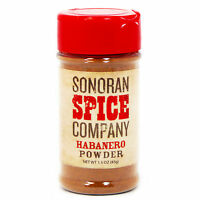 Habanero Powder, Pure 1.5 Oz. - Ships In 2 Business Days Or Less