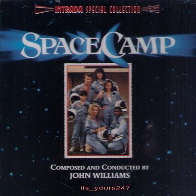 SpaceCamp Space Camp - OST Intrada [1986/2010] | John Williams | CD NEU