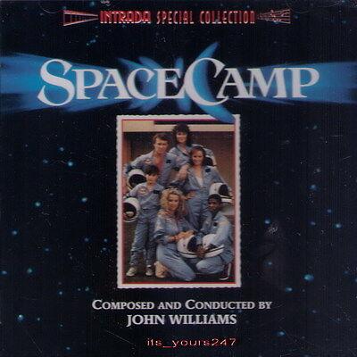 SpaceCamp Space Camp - OST Intrada [1986/2010] | John Williams | CD NEU