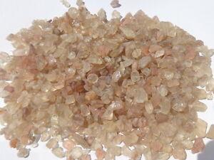125ct Lot Oregon Sunstone Gemstone Facet or Cabochon Plush