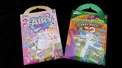 Colouring Stickers Height Chart Wipe Clean Sheets DOC McSTUFFINS Carry Pack