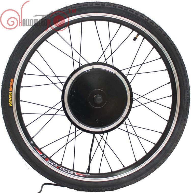 RisunMotor EBike Motorized Wheel 1000W Brushless Gearless Electric  Bike  high quality genuine