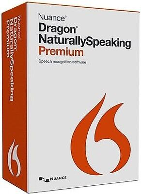 Nuance Dragon Naturally Speaking Premium  13| Geniune | Activation| LOOK