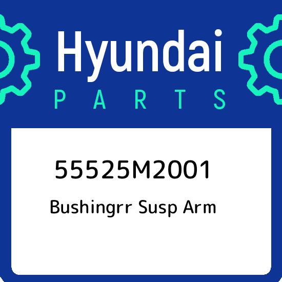 Genuine Hyundai 55543-3F100 Trailing Arm Bushing
