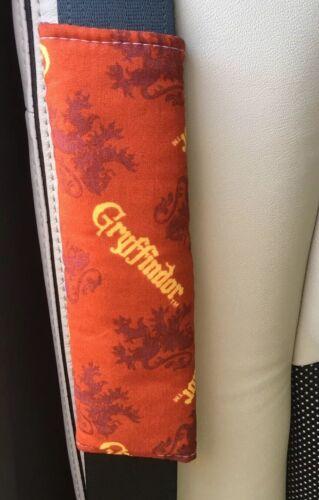 ⚡️Harry Potter Gryffindor Car Seat Belt Cover Seat Belt Strap Cover//pad⚡️