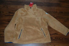 885d0da98 The North Face Khampfire Fleece Pull Over Authentic Biscuit Tan. Lg ...