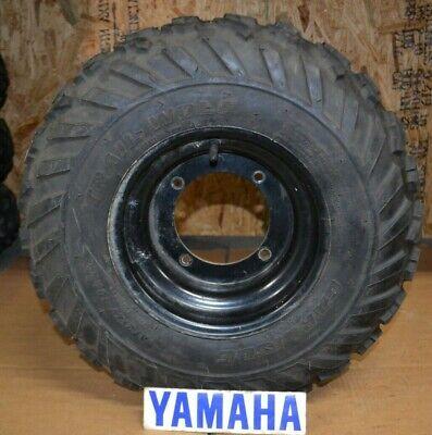 2 21x7-10 21x7x10 Yamaha Raptor 350 660 700 YFZ450 ATV Front Tire Set 6PR