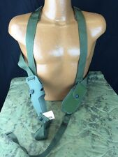 New Bianchi Shoulder Harness Holster System OD GREEN | 1095012473917 | NEW