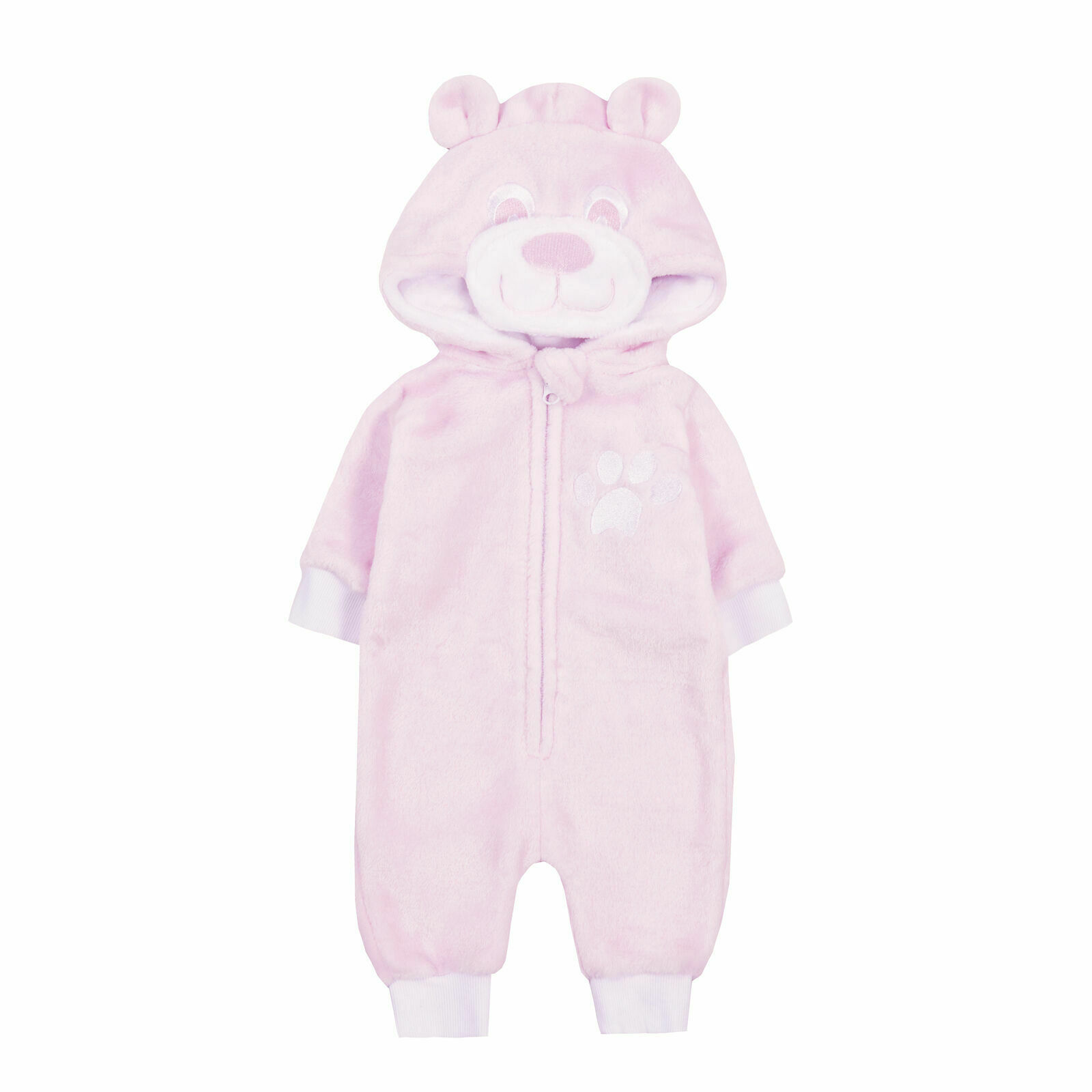 BABY992 Baby Boys//Girls So Beary Cute All In One Hooded Winter Snowsuit