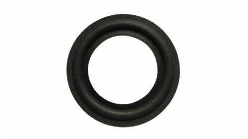 """2pcs 3/""""inch Anti-side Foam edge Speaker surround repair Home Audio Parts"""