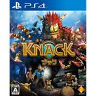 Knack (Sony PlayStation 4, 2014) - Japanese Version