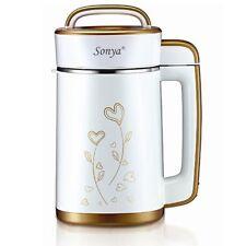 Sonya Soymilk Maker soybean milk machine All Stainless Steel 6 in 1  SYA19A