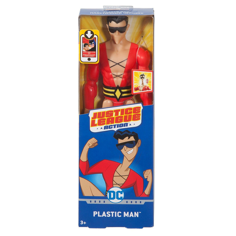 Plastic Man Figur DC Justice League Serie 12