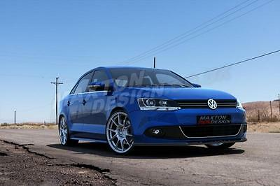 FRONT SPLITTER (GLOSS BLACK) FOR VW JETTA mk6