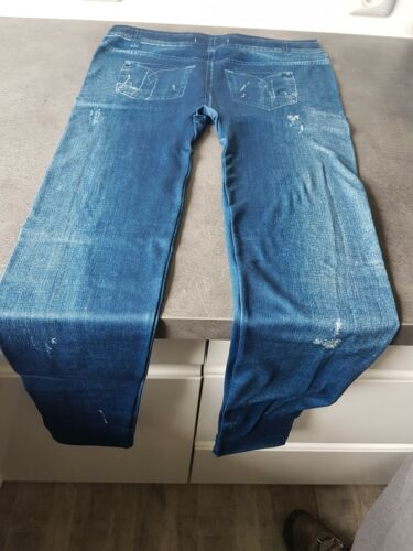 Xxl Lot De 2 jeans caresse Bleu Slim Lift n76gqa74w
