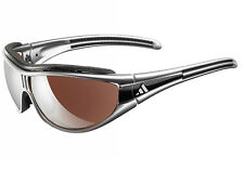 Adidas Evil Eye Pro L Sonnenbrille Transparent Schwarz 6069 70mm oOiKH