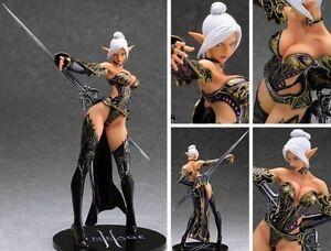Lineage-II-Dark-Elf-Female-1-8-PVC-Figure-Good-Smile-Company-JAPAN-F-S-J3265