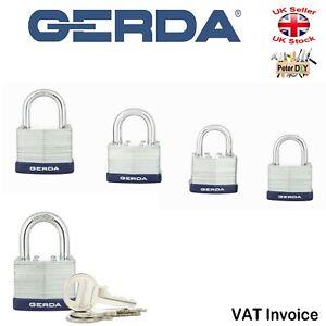 Gerda Heavy Duty endurecido grillete de seguridad candado abierto modus  </span>