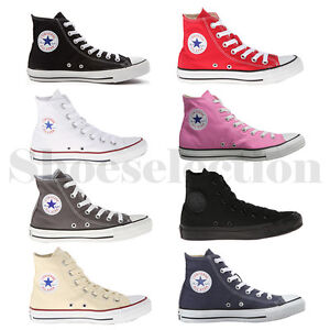 92ef4ab6c41833 Converse CHUCK TAYLOR All Star High Top Unisex Canvas Shoes Sneakers ...