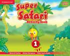 Super Safari Level 1 Activity Book by Herbert Puchta, Peter Lewis-Jones, Gunter Gerngross (Paperback, 2015)