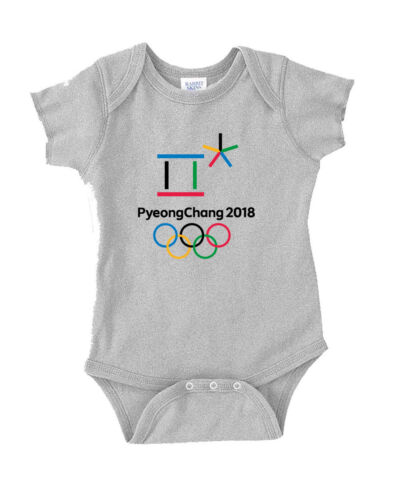 PyeongChang 2018 Olympic Winter Games  T-Shirt