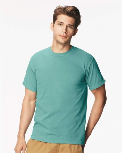 Comfort Colors Pigment Dyed Short Sleeve T-Shirt 1717 S-3XL Cotton 36 Colors!