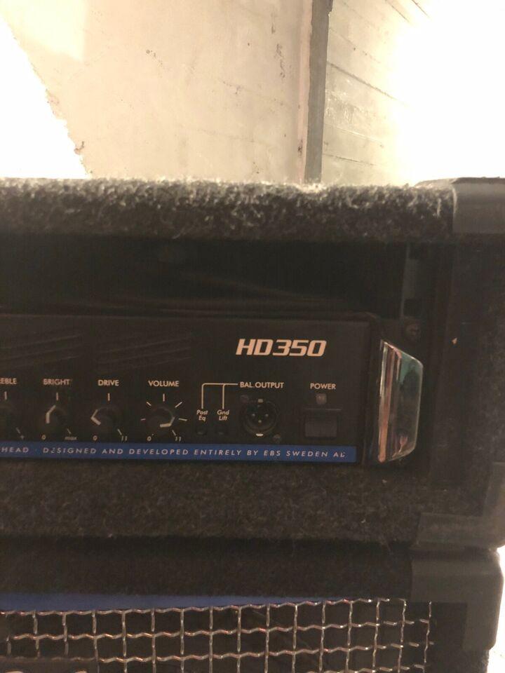 EBS Pro Line 2000 Kabinet + HD350 Amp, EBS Pro Line 2000 +