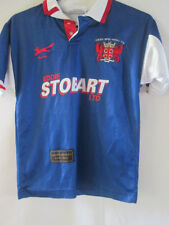 Carlisle United 1997-2000 Home Football Shirt Size Large Boys /7935