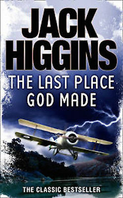 Krimis & Thriller Frank Jack Higgins __ The Last Place God Made __brandneue___werbeantwort Uk Bücher