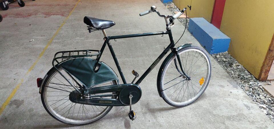Herrecykel, Raleigh 1980, 3 gear