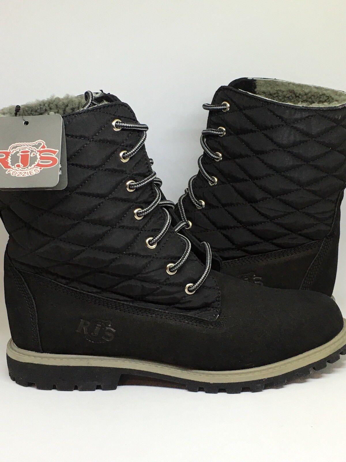 RJ's Fuzzies Jojo Women's 9, Winter Boots UK Size 9, Women's EU 42 bcc152
