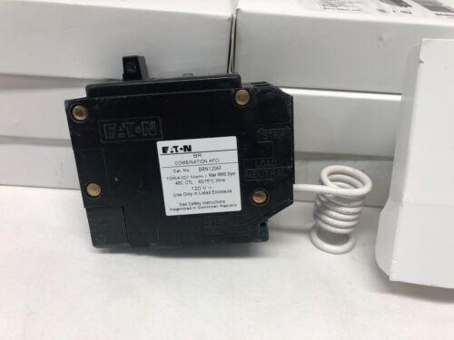 Eaton BRN120AF BR Combination AFCI Circuit Breaker 20 Amp BRCAF120