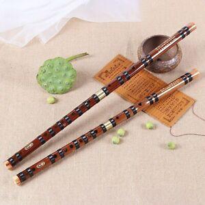 Bambus Flöte Musical Instruments Chinesischen Dizi Transversale
