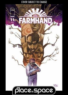 Farmhand #10 VF 2019 Stock Image