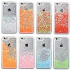 Liquid Glitter Stars Bling Moving Latest Case Cover For iPhone 5/5s 6/6s 7 Plus