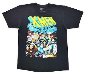 Marvel-Comics-X-Men-Tee-Black-Size-Medium-Unisex-T-Shirt