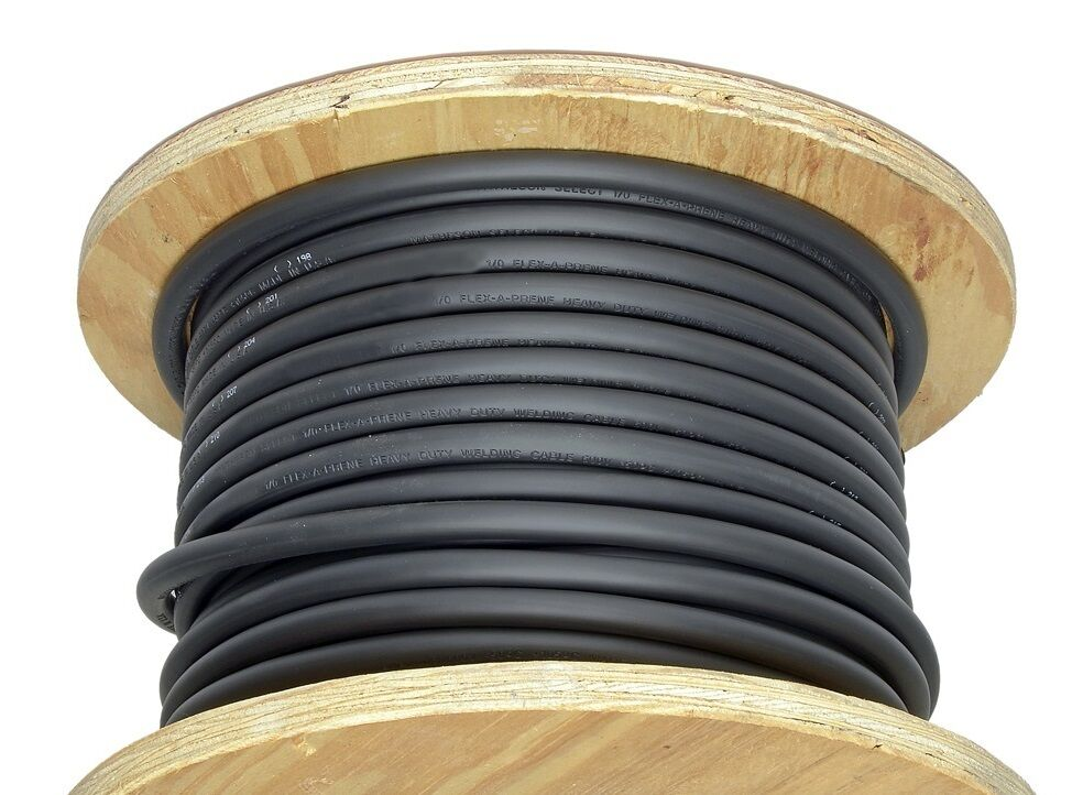 4 Welding Cable : Welding cable black flexible outdoor wire ebay