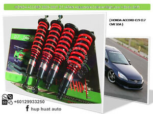 ACCORD-03-07-D7-JAPAN-Adjustable-Coilover-High-Low-Body-Shift