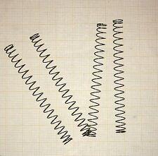 4 x Druckfeder,  Länge 65mm, Außen Ø6mm, Drahtstärke 0,4mm