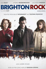 Brighton Rock, New DVD, Helen Mirren, Andrea Riseborough, Sam Riley,