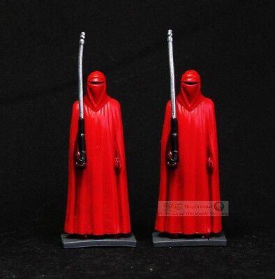 Hasbro Star Wars 1:32 Soldier Figure Sith Emperor's Imperial Guard Set S221