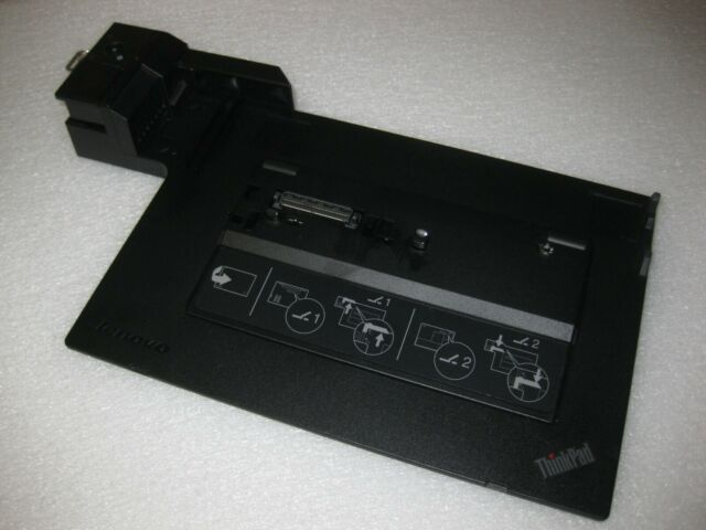 THINKPAD MINI DOCK 3 / USB, Audio/Video, VGA, DVI, Microphone, Headphone, Networ