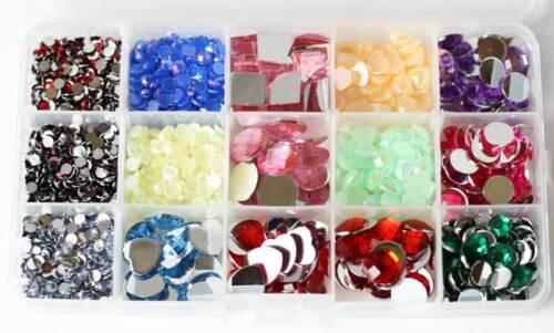UK Pearls Beads and Rhinestones Free Picker Pencil Crafting Starter Kits