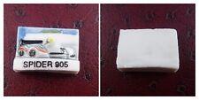FEVE PRIME 1994 PUBLICITAIRE ROULE GALETTE PEUGEOT SPIDER 905