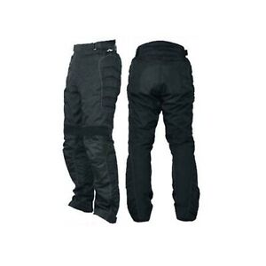 Cordura-Motorcycle-Pants-Trousers-Ce-armor-air-vents-zip-off-thermal-liner