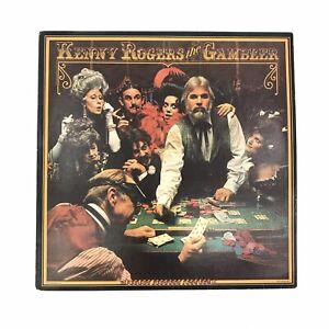 Kenny Rogers The Gambler - Vintage 1978 Vinyl LP Record ...