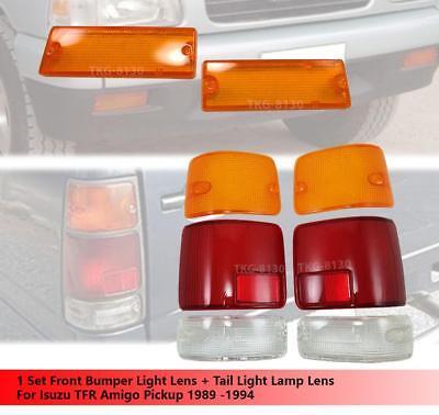 Rear Tail Light Lens Honda Passport Isuzu Pickup Amigo Tfr