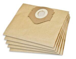 6 sacs pour aspirateuranthères Convient pour aspirateur AQUAVAC Power Vac 1400