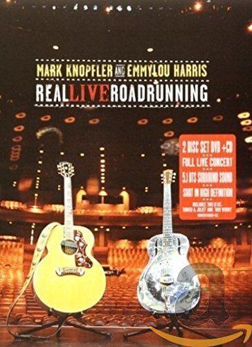 Mark Knopfler Emmylou Harris - Real Live Roadrunning [DVD+CD][Region 2]
